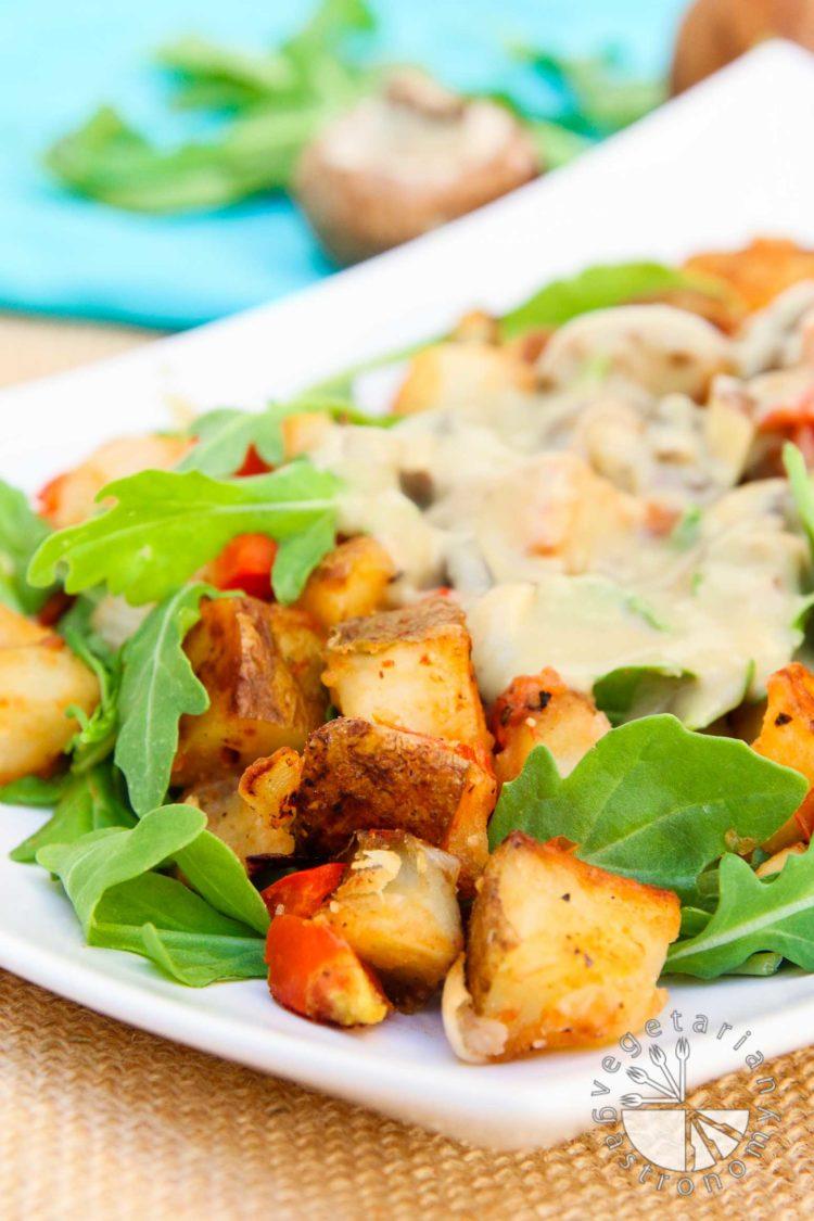loaded potato breakfast bowl-5