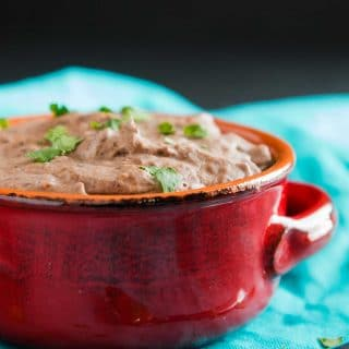 10-Minute Mexican Black Beans Recipe
