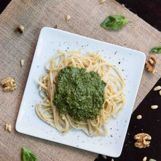 Simply Pesto! (Vegan)