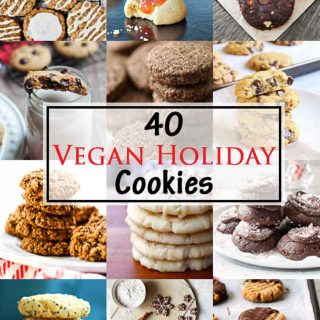 40 Best Vegan Cookies For The Holidays