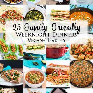 25 Family-Friendly Easy Weeknight Dinners