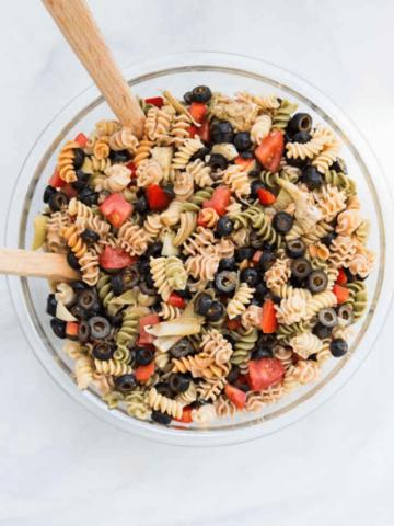 Easy Italian Pasta - GWS Cover
