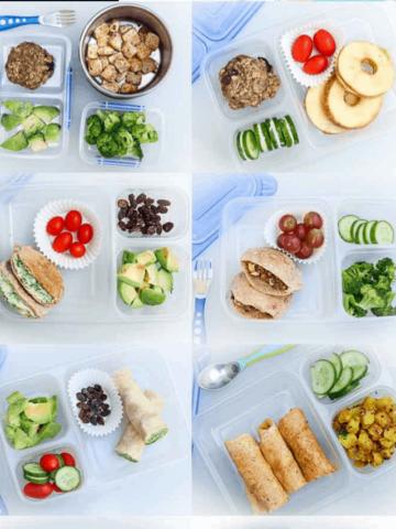 vegan lunch ideas - GWS Cover